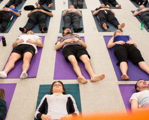 Richard Brook Yoga London