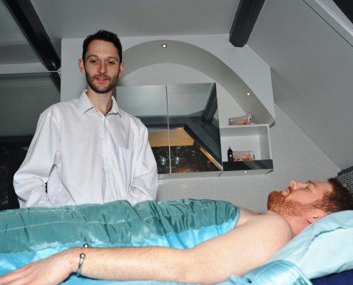 Richard Brook Acupuncturist London - Islington, Central and Camden