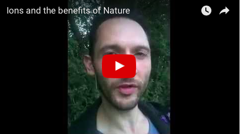 Richard Brook Holistic Wellness expert London - Benefits of being in nature