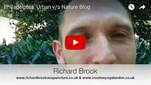 Urban v/s Nature dynamics with Holistic Expert Richard Brook
