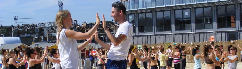 Corporate Yoga London Bespoke Events