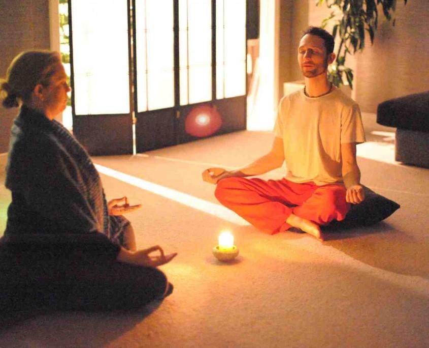 Richard Brook yoga one-on-one, private yoga classes London