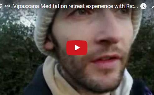 Vipassana Mediation Retreat Blog Richard Brook