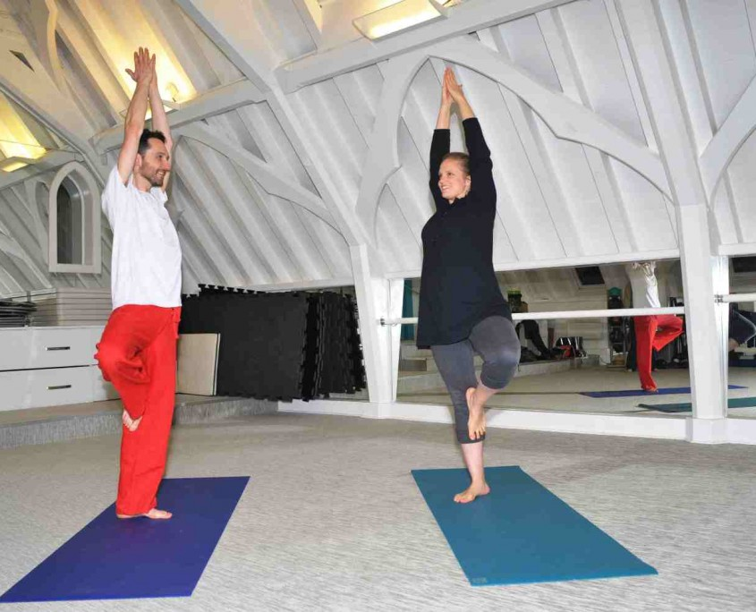 Yoga One-on-One London with Richard Brook