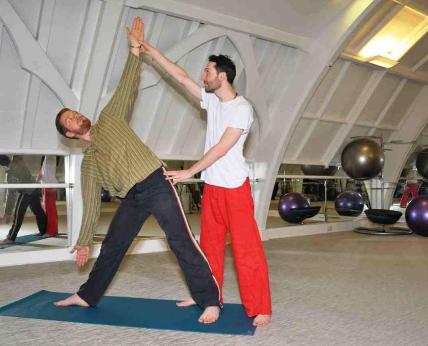 Richard Brook Yoga One-on-One London