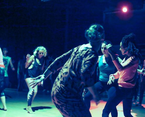 Richard Brook blogging on 5 Rhythms Dance