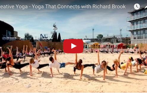 Creative Yoga with Richard Brook