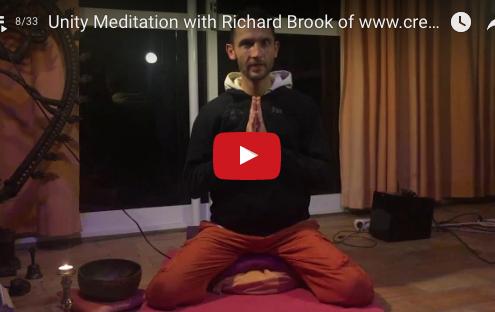 Unity Meditation with Richard Brook