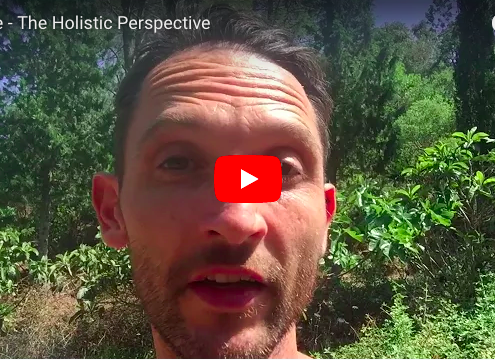 Fatigue - The Holistic Perspective with Richard Brook