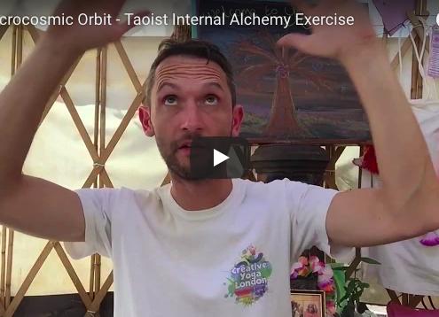 The Microcosmic Orbit with Wellness Coach Richard Brook