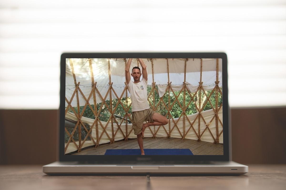 Online Yoga with Richard Brook