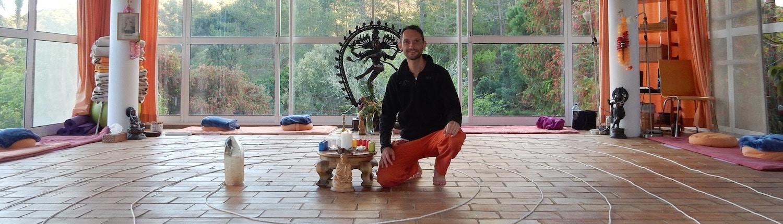 Spiral Walk Meditation with Richard Brook