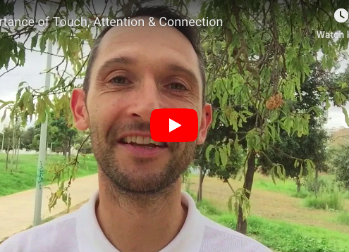 Touch, Attention & Connection with Richard Brook